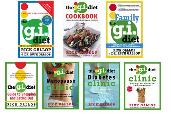 low gi diet book reviews